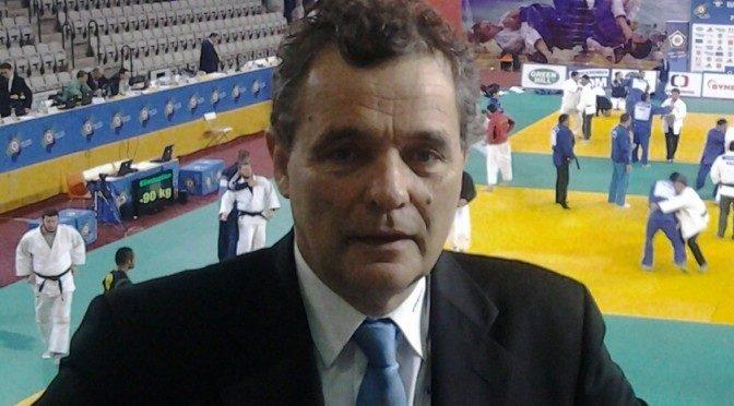 Judo Fazi Pesaro: intervista a Guy Ruelle