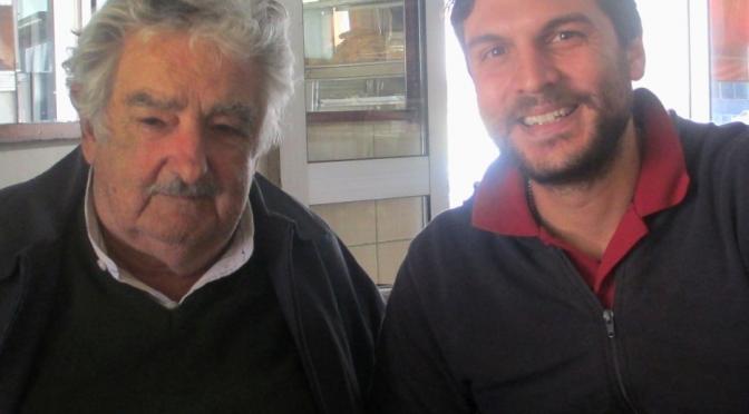 Frank Iodice:il mio incontro con il presidente dell'Uruguay