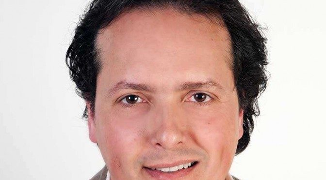 Elezioni regionali: il candidato Davide Delvecchio
