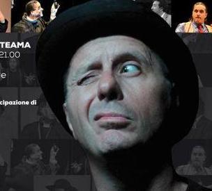 """""""50 SFUMATURE DI GRIGIO IN TESTA"""": Dado festeggia sul palco"""