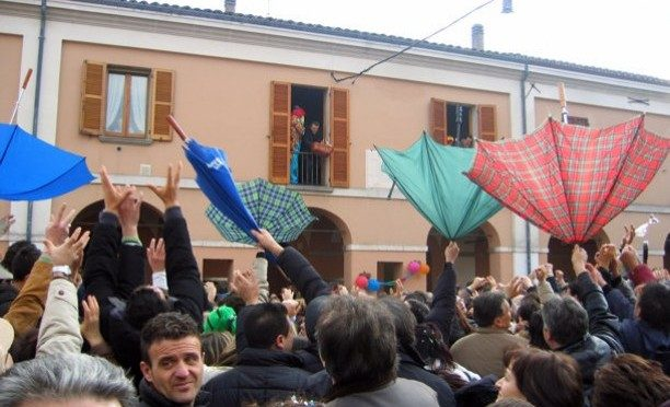 Acqualagna, Carnevale al sapore di tartufo