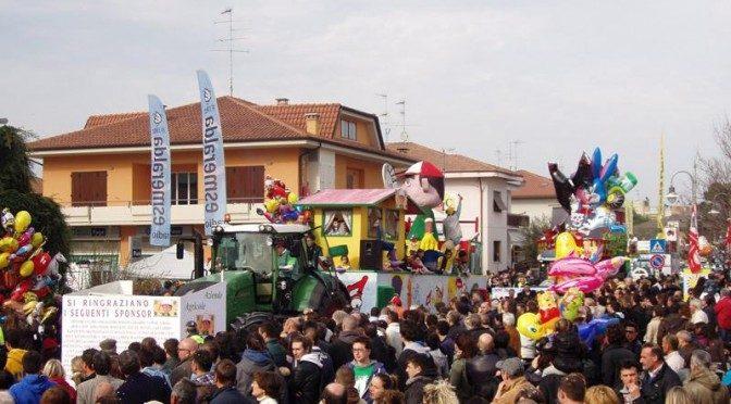 Carnevali di Mezza Quaresima: il ritorno a Cartoceto dopo 6 anni