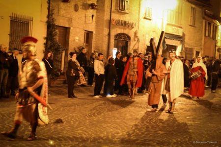 La Processione del Cristo Morto per il Venerdì Santo