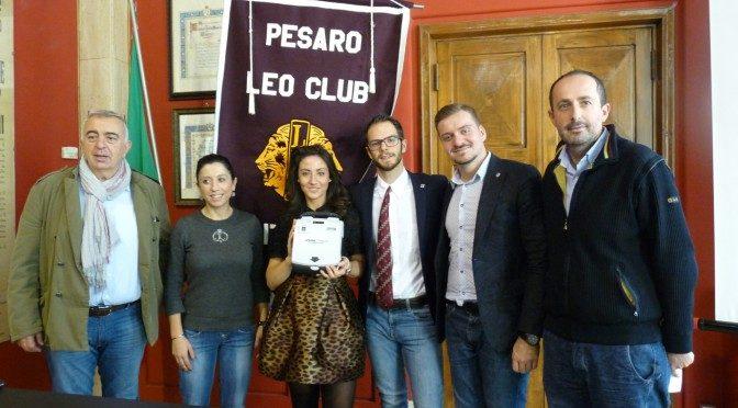 Colombine del Leo Club per i bimbi della pediatria