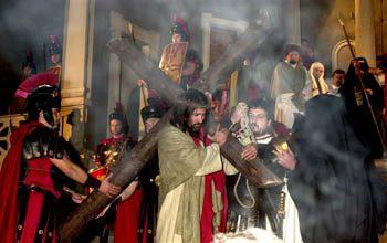 Cantiano si prepara al Venerdì Santo