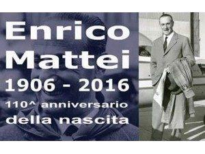 Acqualagna celebra il 110° anniversario dalla nascita di Enrico Mattei