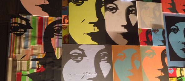 """""""Lei"""": il fascino della mostra anche di notte"""