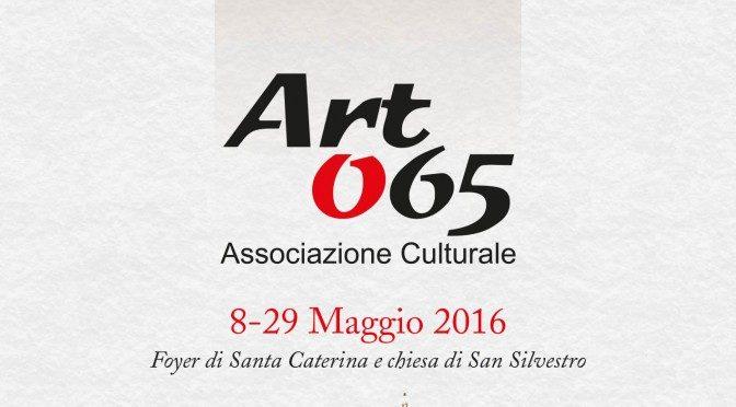 Una mostra collettiva per l'associazione  Art 065