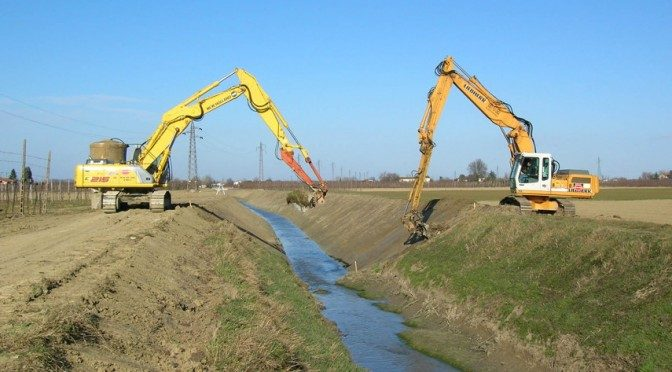 Rischio idrogeologico: l'attività del Consorzio di bonifica