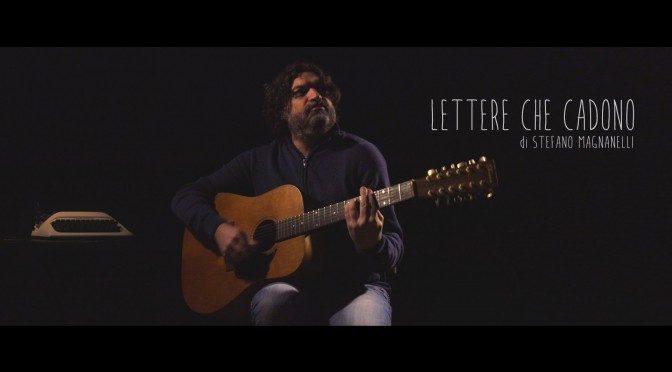 LETTERE CHE CADONO: MUSICA E … VIDEO