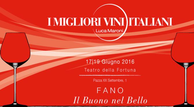 I migliori vini d'Italia si presentano a teatro