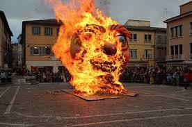 Il Rogo del Pupo saluta il Carnevale