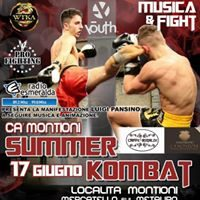 CA MONTION SUMMER KOMBAT A MERCATELLO SUL METAURO