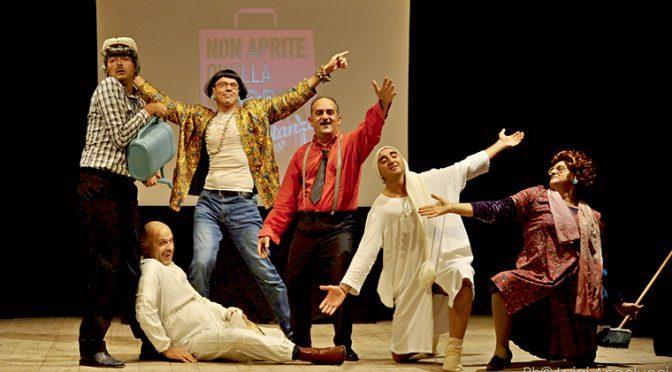 Capodanno a Teatro con i comici del San Costanzo Show