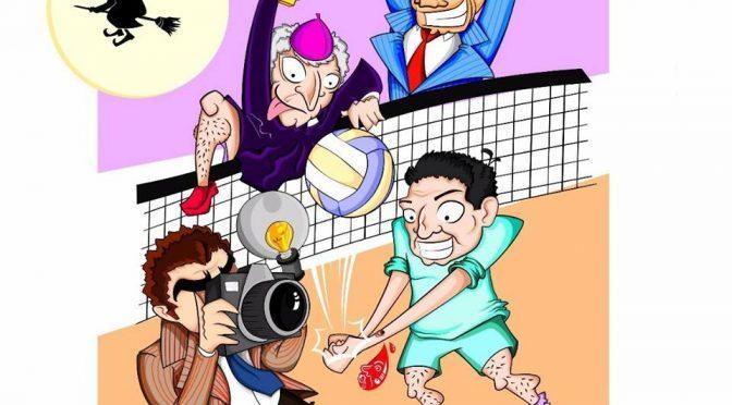 Divertimento e solidarietà: il quadrangolare di Volley della Befana