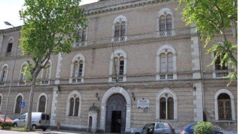 Adunata e proiezione alla Caserma Paolini