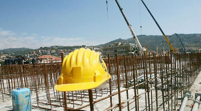 Cadute dall'alto: i pericoli dell'edilizia