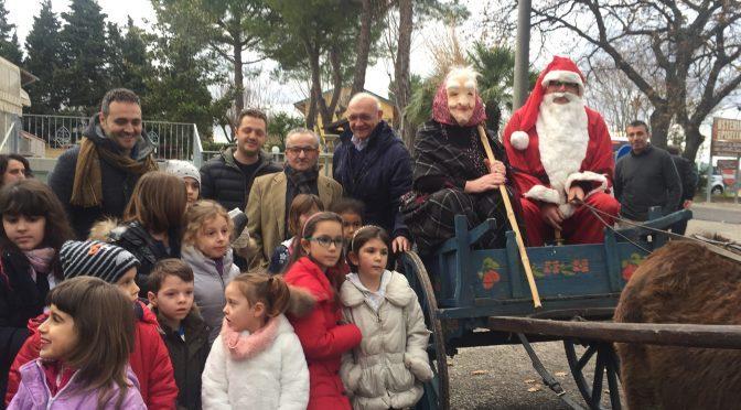 A Sant'Andrea in Villis torna la Befana