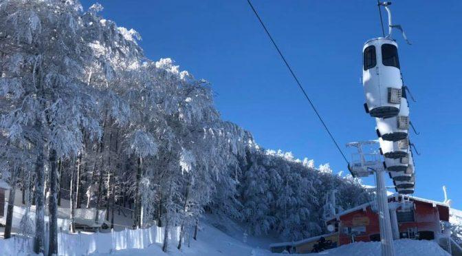 Monte Catria: ecco la nuova cabinovia