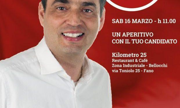 La Sinistra per Fano: il candidato sindaco Teodosio Auspici
