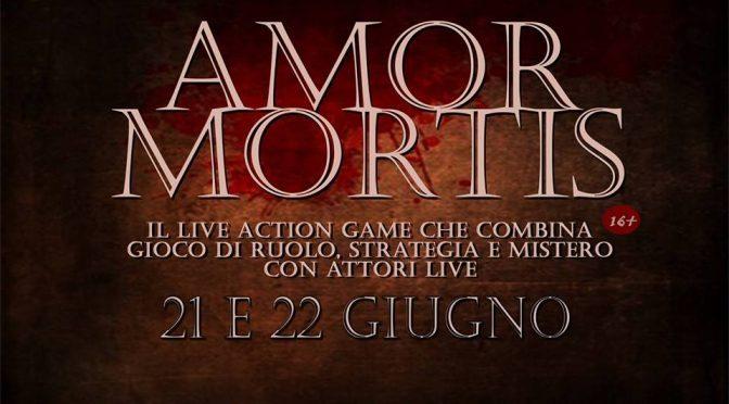 Amor Mortis: un live action game tra storia e mistero