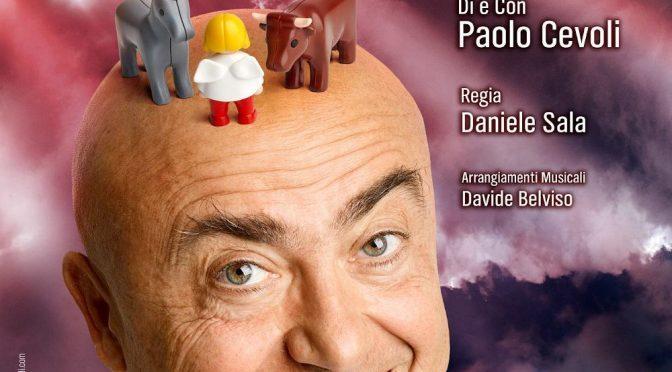 La Sagra Famiglia: Paolo Cevoli lancia il nuovo spettacolo