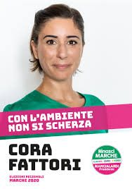 Cora Fattori candidata al consiglio regionale
