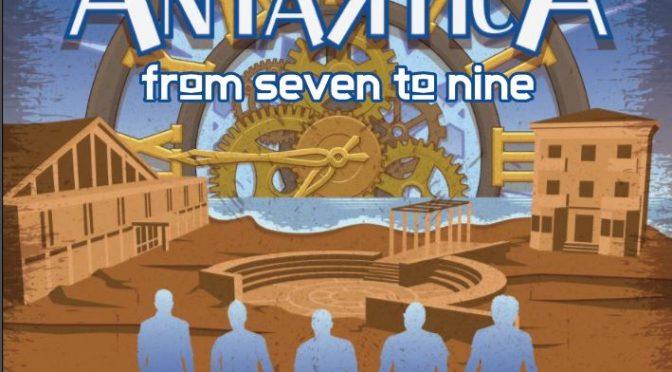 """""""FROM SEVEN TO NINE"""", IL NUOVO ALBUM DEGLI ANTARTICA. CONOSCIAMO LA BAND FANESE"""