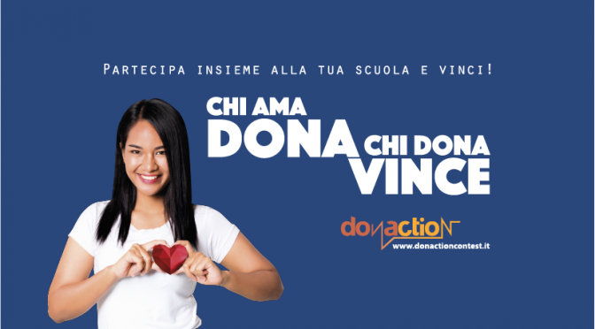 Donaction, Un premio per gli studenti