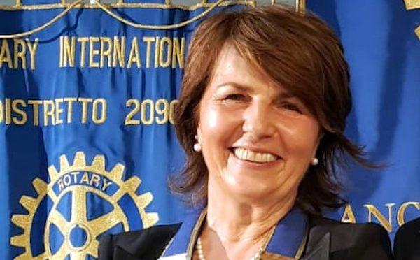ROTARY INTERNATIONAL: IL GOVERNATORE ROSSELLA PICCIRILLI CI PRESENTA LE ATTIVITA' DEL DISTRETTO 2090