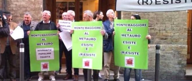 MONTEMAGGIORE RESISTE: ALLE ELEZIONI COMUNALI VOTO CON SCHEDA BIANCA